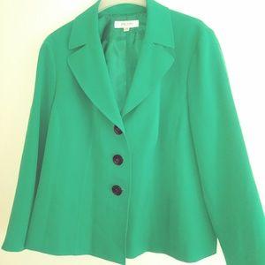 Jones studio separates green blazer 20w